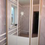 Арт-тонирование на зеркале, эко-кожа